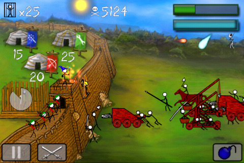 StickWars Screenshot 1