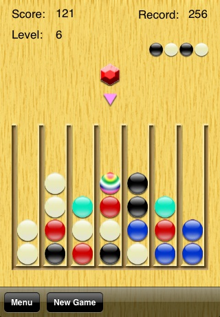 Screenshot Connect3 Color