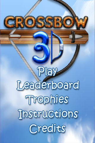 Screenshot Crossbow-3D
