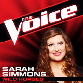 Wild Horses (The Voice Performance) - Sarah Simmons